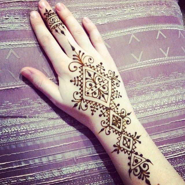 moroccan #henna