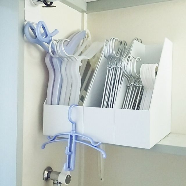 ニトリ・無印良品のアイテムで洗濯機回りをスッキリ | RoomClip mag | 暮らしとインテリアのwebマガジン