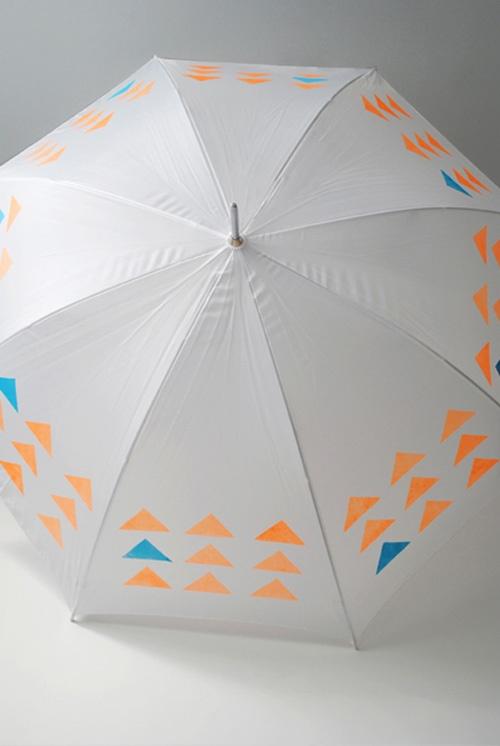 gorgeous DIY umbrella: Pretty Diy, Diy Inspiration, Diy Umbrellas, Patterns Umbrellas, Cut Stencil, Gorgeous Diy, Umbrellas Diy, Umbrellas Art, Diy Geo