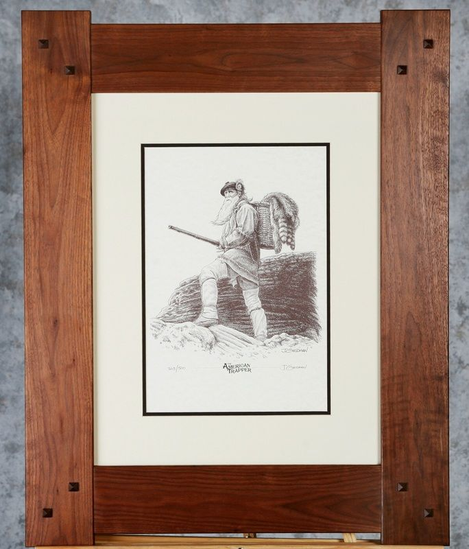 9 best images about wood frames classic woodworks on for Craftsman frame
