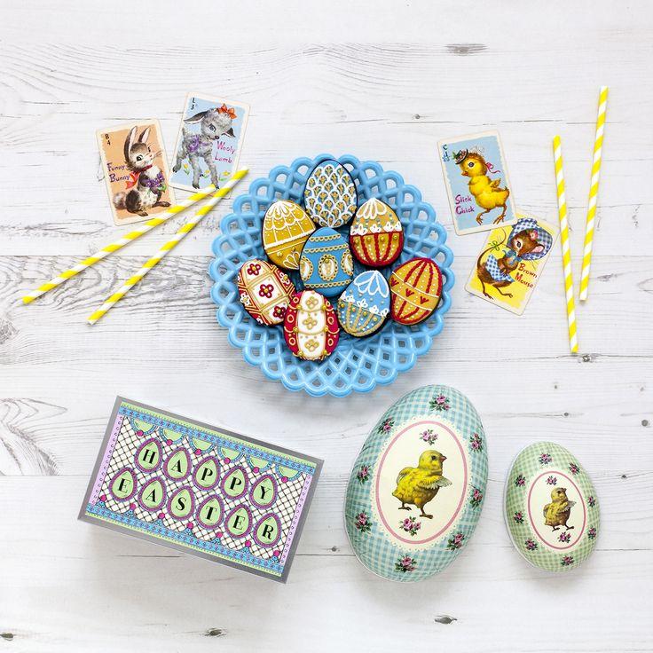 Easter with Biscuiteers, London