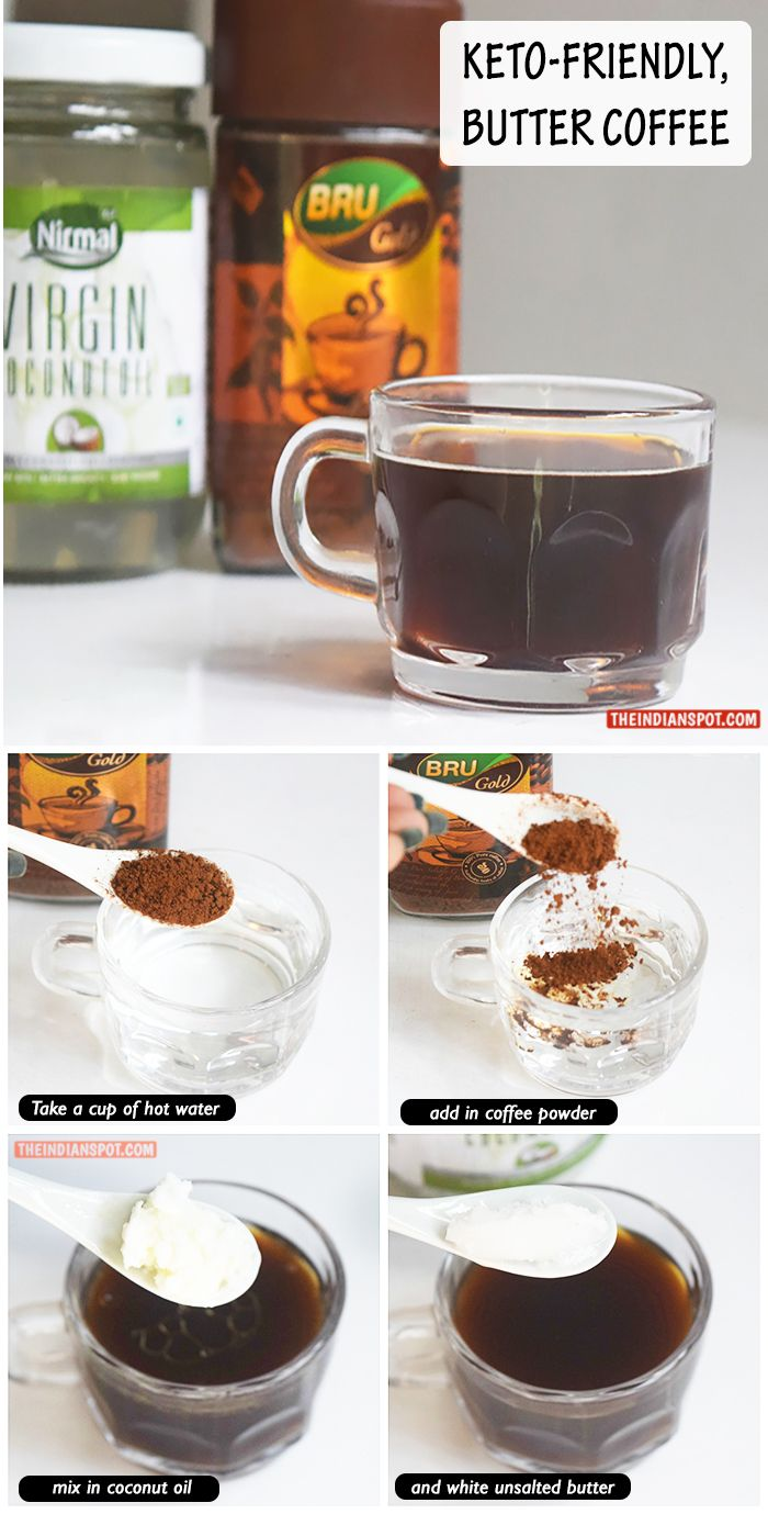 HEALTH DIY: keto-friendly, butter coffee recipe and benefits