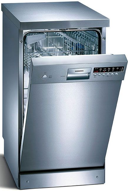 A dishwasher can be cleaned with household vinegar or citric acid powder. Pour a gallon of vinegar in the bottom, let set for an hour or so, then run the washer through a full cycle. Citric acid powder will also help remove hard-water buildup. Add a half-cup of powder and run the dishwasher. If there's still an unpleasant odor coming from inside, examine the drain hose to see if it's crimped and check the bottom for bits of food or gunk.