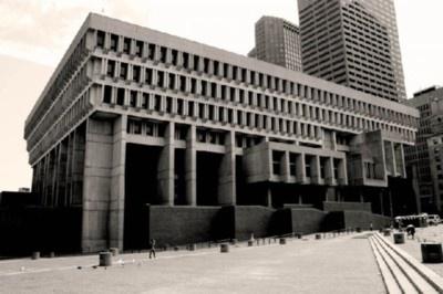 Boston City Hall - I love brutalist architecture