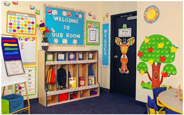 Classroom Decor Black : Preschool classroom decorating ideas cdc