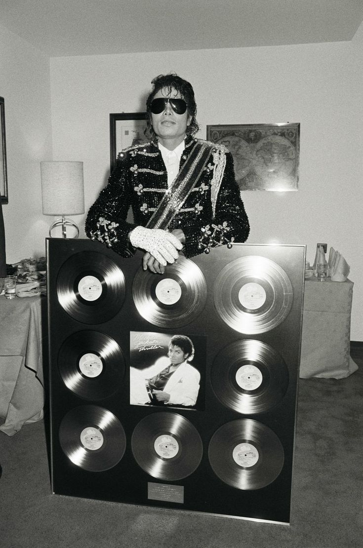 Michael Jackson; Thriller