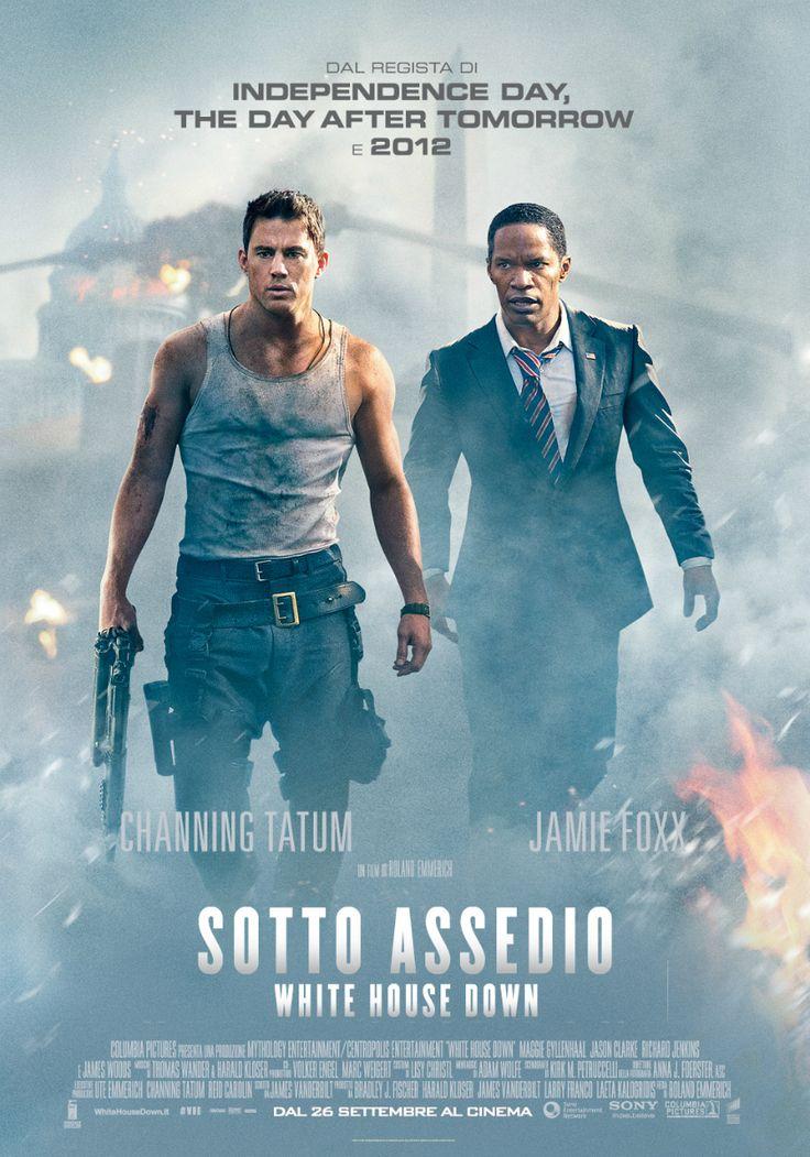 Sotto Assedio - White House Down, dal 26 settembre al cinema.