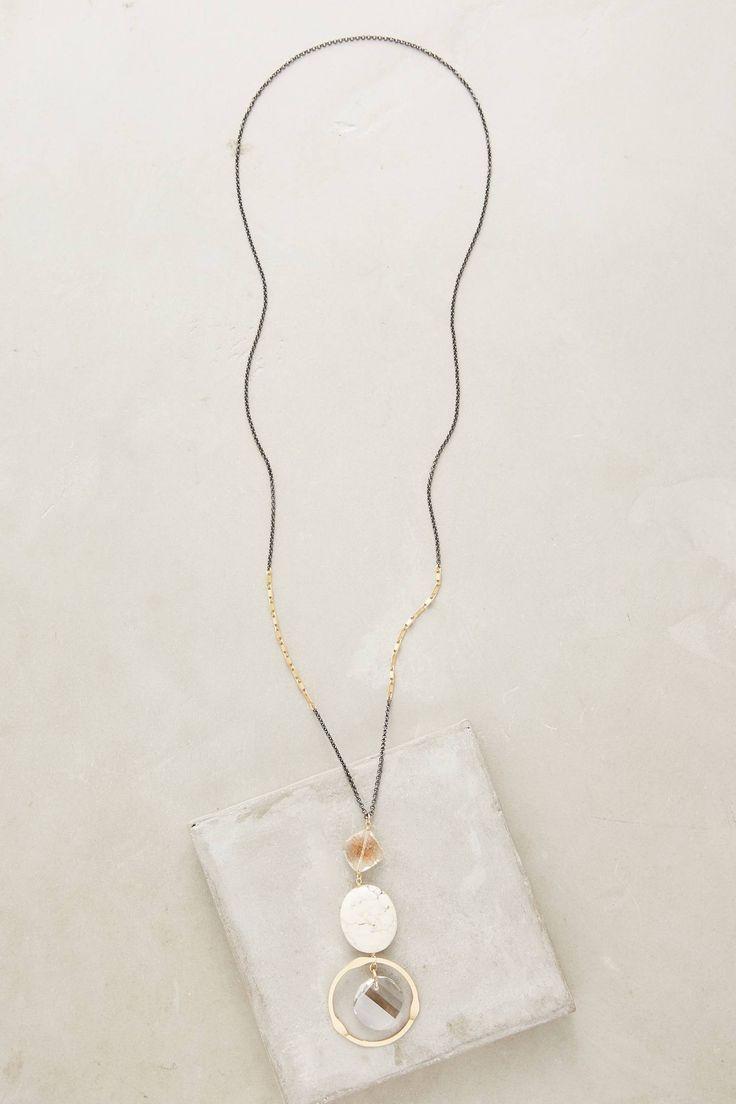 Parione Pendant Necklace - anthropologie.com