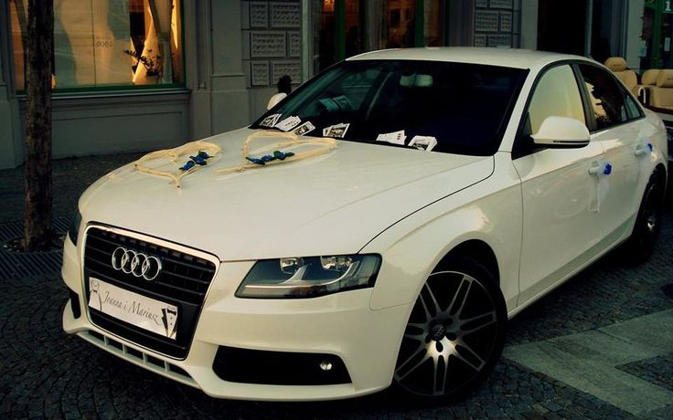 Limuzyna Audi na Wesele