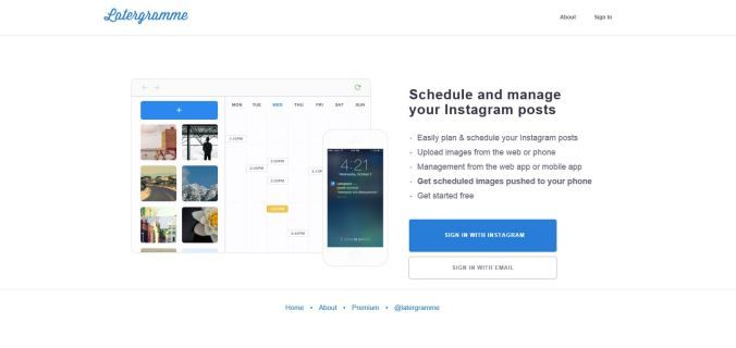 Latergramme just made Instagram so much better