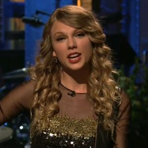 Taylor Swift  Taylor Swift was the first 'Saturday Night Live' host to ever write their own monologue.  Typically, 'Saturday Night Live' writers take care of a celebrity host's monologue, but Taylor Swift came with her own — a song called 'My Monologue Song'   Read More: 10 Things You Didn't Know About Taylor Swift | http://tasteofcountry.com/10-things-you-didnt-know-about-taylor-swift-8/?trackback=tsmclip
