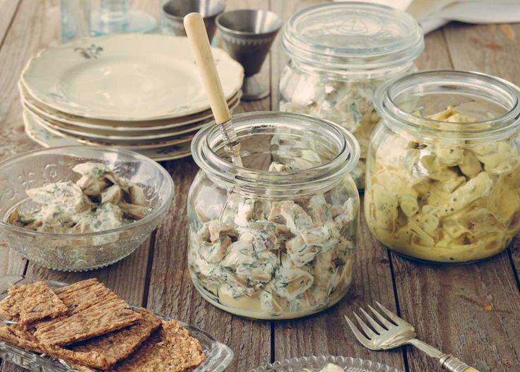 Auberginesill - Healthy Dinner