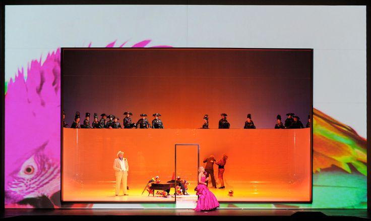 Bernstein's Candide at the Berlin Staatsoper. Production by Vincent Boussard. Sets by Christian Lacroix. Follow me @operandesign