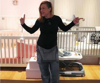 Αναστασοπούλου: Για μωρουδιακά λίγο πριν έρθει στον κόσμο η κορούλα της! Σε τί δίλημμα βρέθηκε
