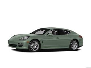 2012 Porsche Panamera Sedan    $75,200