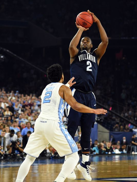 Villanova clips North Carolina on buzzer-beater for national championship