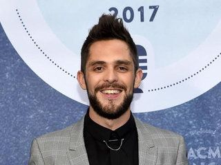EXCLUSIVE: Thomas Rhett on Becoming a New Dad Twice Over: 'It's Pretty Intense'
