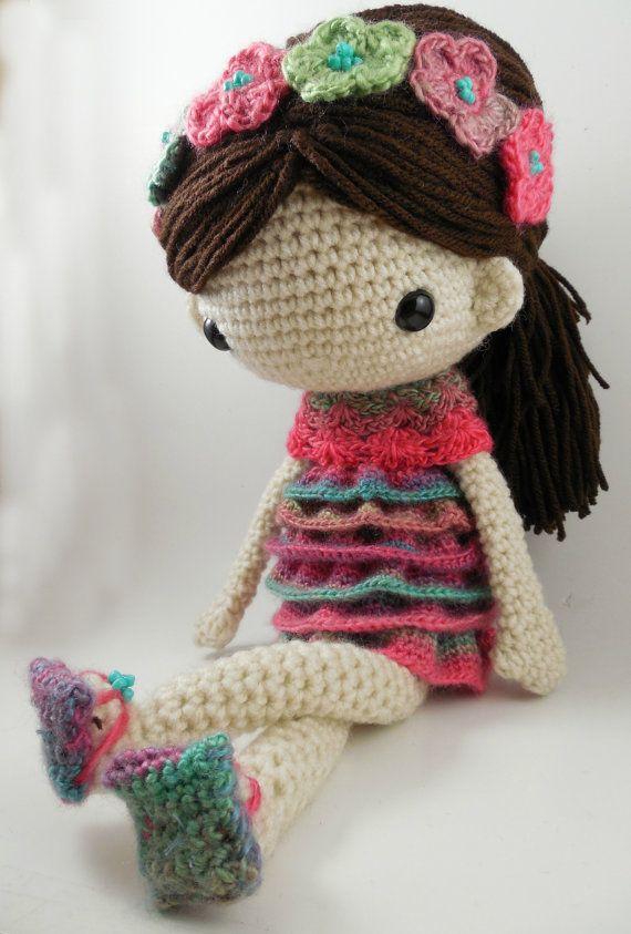 Amigurumi Doll Pdf : Best amigurumi images on pinterest crochet dolls