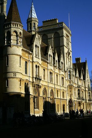 Balliol College, Oxford University - © Ferne Arfin