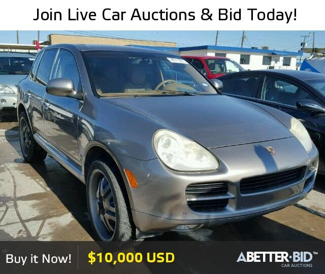 Awesome Exotic cars 2017: Salvage  2005 PORSCHE CAYENNE for Sale - WP1AB29P45LA61141 - abetter.bid/......  Salvage Exotic and Luxury Cars for Sale Check more at http://autoboard.pro/2017/2017/06/23/exotic-cars-2017-salvage-2005-porsche-cayenne-for-sale-wp1ab29p45la61141-abetter-bid-salvage-exotic-and-luxury-cars-for-sale/