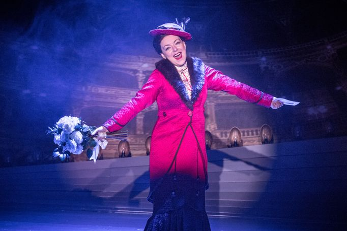 Funny Girl review at the Menier Chocolate Factory, London – 'Sheridan Smith succeeds'
