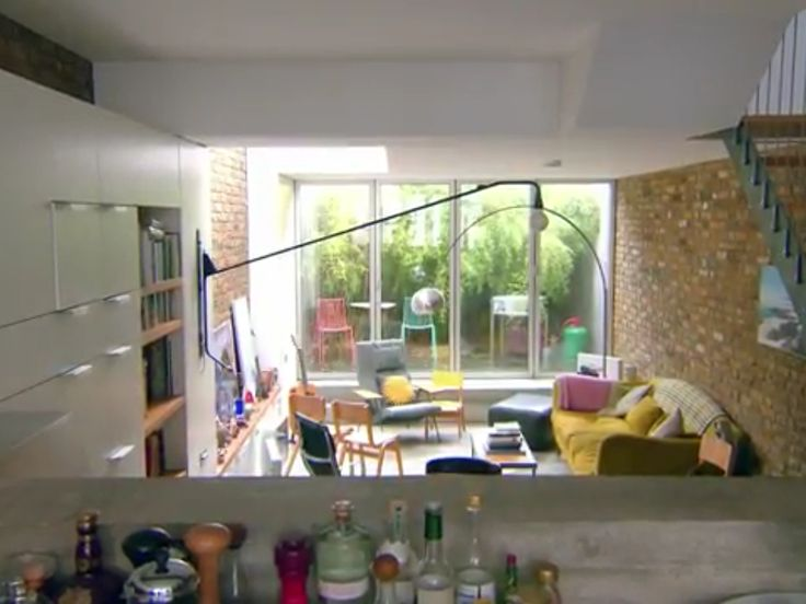 Taken from: The £100K House: Tricks of the Trade | Terrace Houses ...