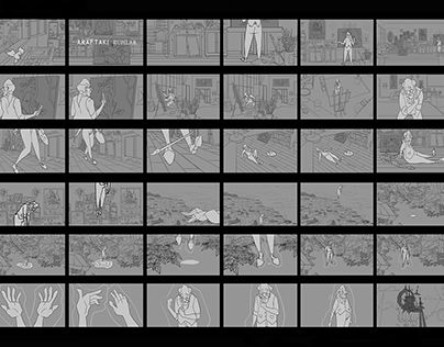 "Check out new work on my @Behance portfolio: ""short animation storyboard"" http://be.net/gallery/44835295/short-animation-storyboard"
