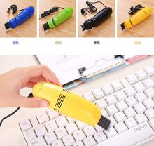 New Cute aquapel Mini USB Vacuum Keyboard Cleaner Dust Collector Cleaning Vacuum Brush for PC Laptop Desktop Notebook //Price: $US $2.30 & FREE Shipping //     #apple