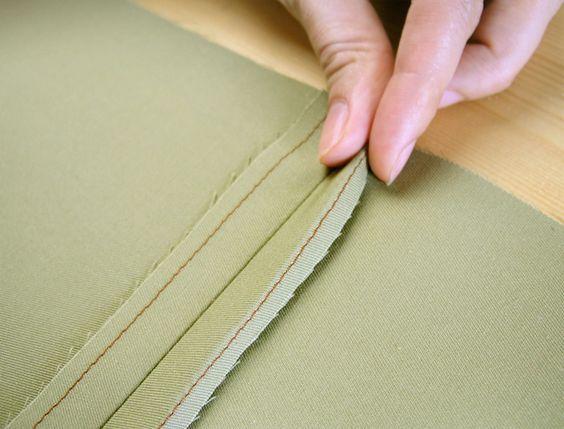 Remates de costura sencillos   Betsy Costura
