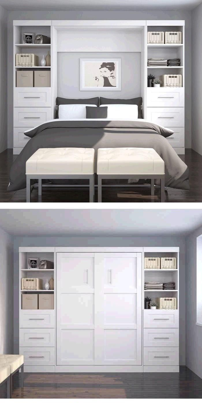 Organizing A Small Bedroom Best 25 Small Bedroom Storage Ideas On Pinterest Bedroom