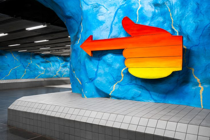 Gallery of These Photographs Capture the Colorful Architecture of Europe's Metro Stations - 4