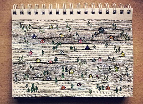 Inktober day 30 by eamanee.deviantart.com on @DeviantArt