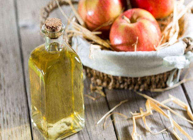 Apple Cider Vinegar & honey remedy for energy boost and immune support