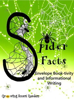 writing spider facts