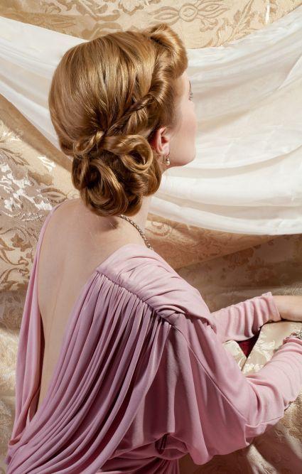 Peinados vintage para novias 2015 #noviasCiudareal #novias2015 #ciudadreal