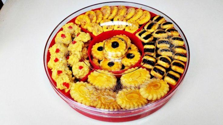 Resep Kue Kering Coklat Kacang Tanah ala Hany Cookies