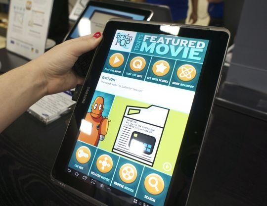 Educational Tablet Apps Teachers Love —  Tablet App Recommendations
