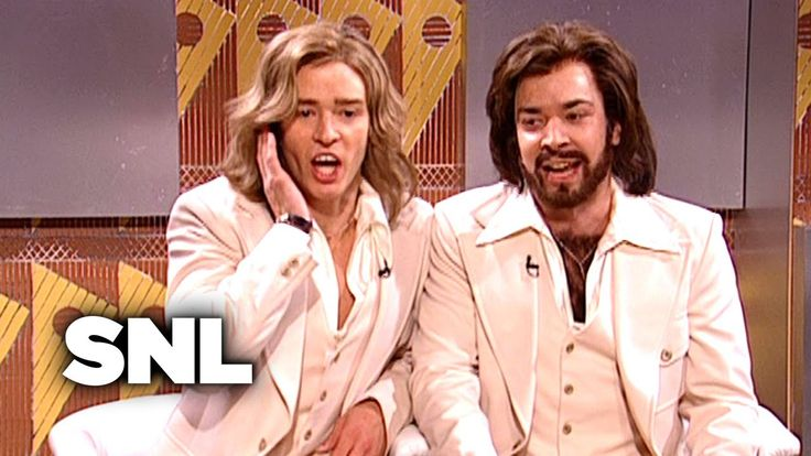 The Barry Gibb Talk Show: Bee Gees Singers - SNL - YouTube