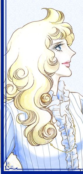 Rose of Versailles collaboration with a spa http://www.socie.jp/berubara/top.html