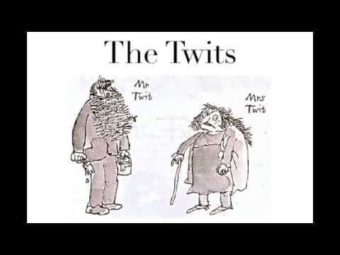 The Twits: The Unabridged Audiobook - YouTube Great for long car trips