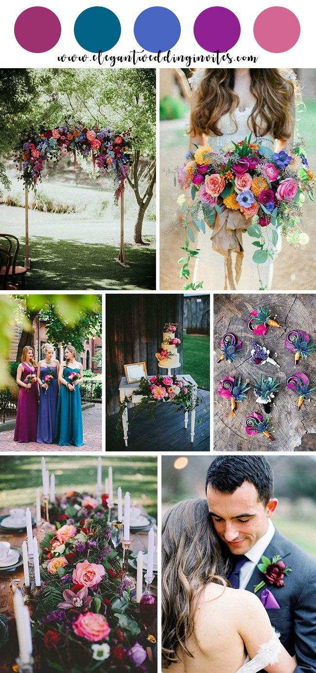 10 Beautiful Spring And Summer Wedding Colors Elegantweddinginvites Com Blog Wedding Theme Colors Wedding Colors Summer Wedding Colors