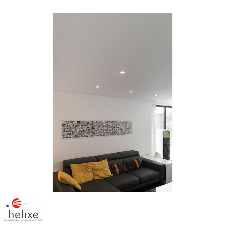 Nice Helixe Spanplafonds Plafonds Tendus Stretch Ceiling Techos Tensados Spanndecken Muren murs walls Interior Design