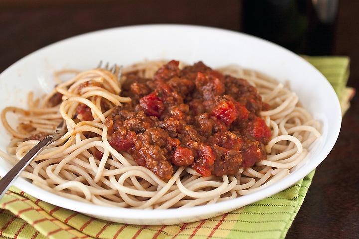Slow Cooker Spaghetti SauceSauces Recipe, Crock Pots, Cooker Spaghetti, Crockpot, Homemade Spaghetti Sauce, Slowcooker, Mail Sauces, Slow Cooker Beef, Spaghetti Sauces