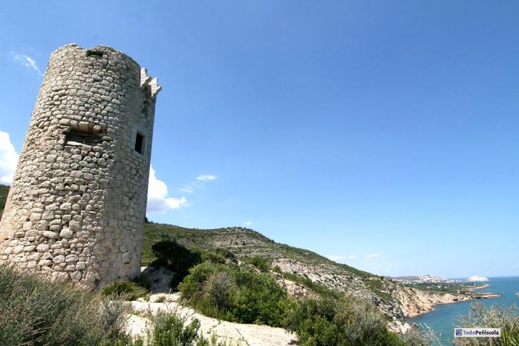 Torre Badum, Sierra de Irta