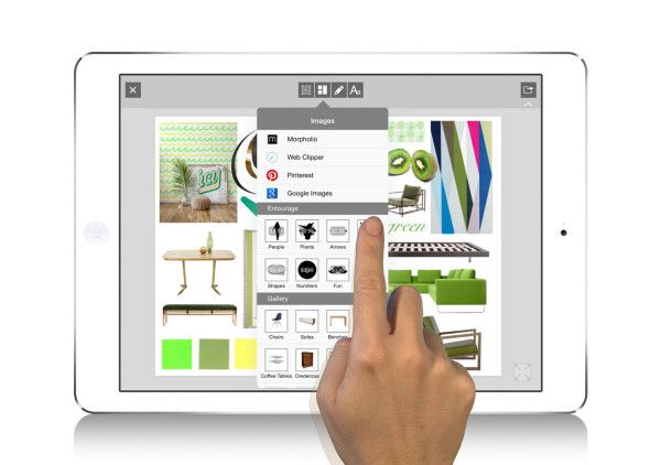 Morpholio Board App May Change the Interior Design Game Photo