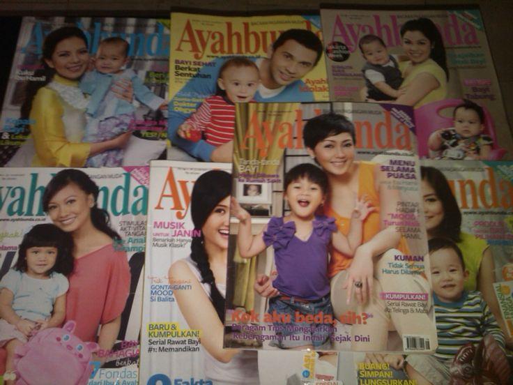 Majalah Ayah dan Bunda