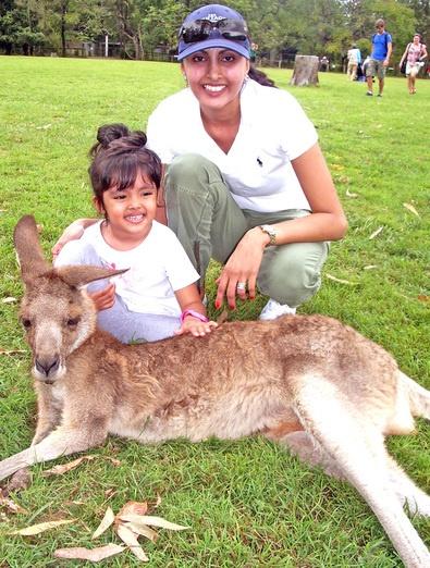 Easter was so Egg-citing! Lone Pine Koala Sanctuary