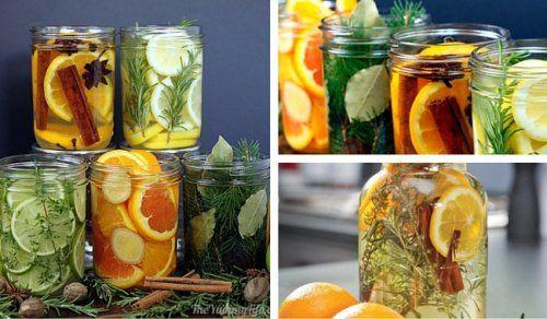 Cómo hacer aromatizantes caseros - Mejor con Salud