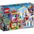 "LEGO DC Superhero Girls Harley Quinn"" to the rescue 41231"