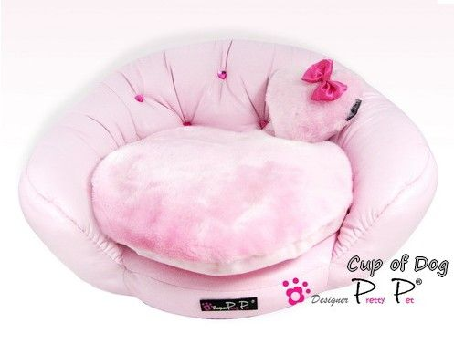 Sofa Pretty Pet Imitation Leather Round Couch Pink https://www.cupofdog.fr/panier-coussin-chihuahua-petit-chien-xsl-253.html